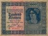 1000 крон 1922 года (Австрия)