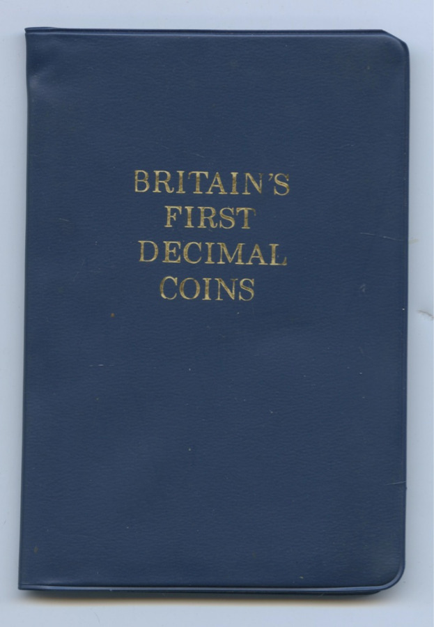 Набор монет 1968, 1971 (Великобритания)