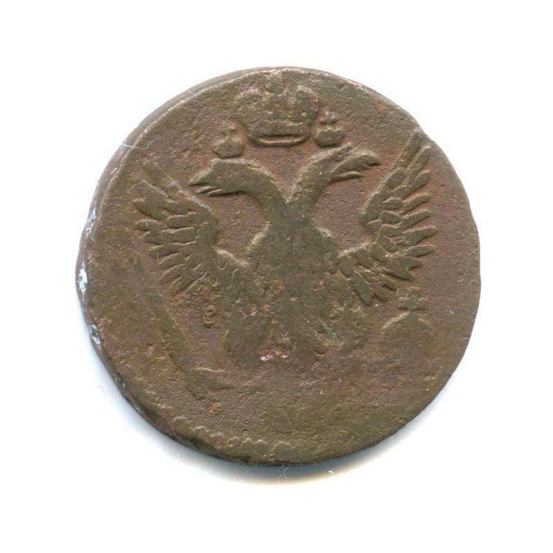 Денга (1/2 копейки) 1749(?) (Российская Империя)