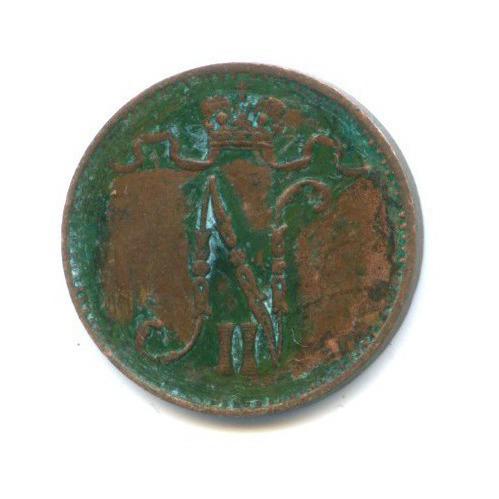 1 пенни 1904 года (Российская Империя)
