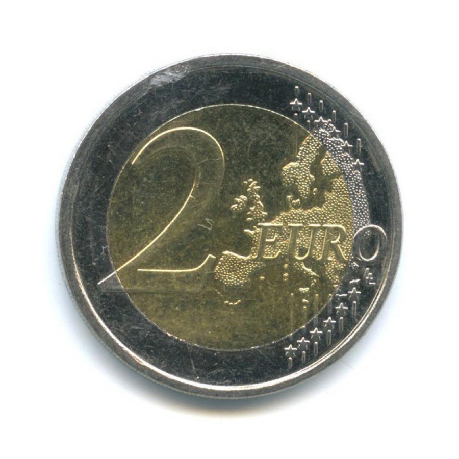 2 евро - 100 лет содня рождения Туве Янссон 2014 года (Финляндия)