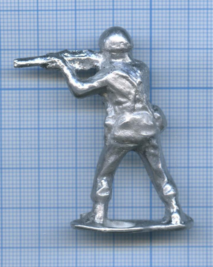 Солдатик оловянный
