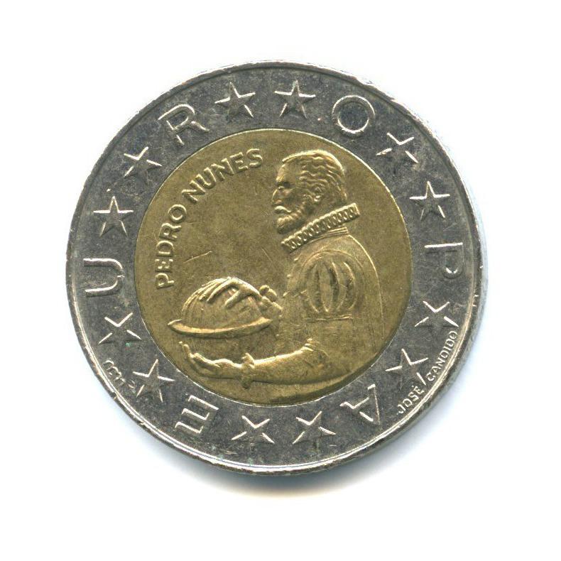 100 эскудо 1999 года (Португалия)