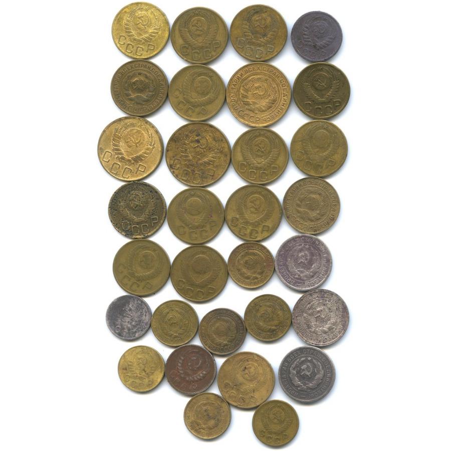 Набор монет СССР (СССР)
