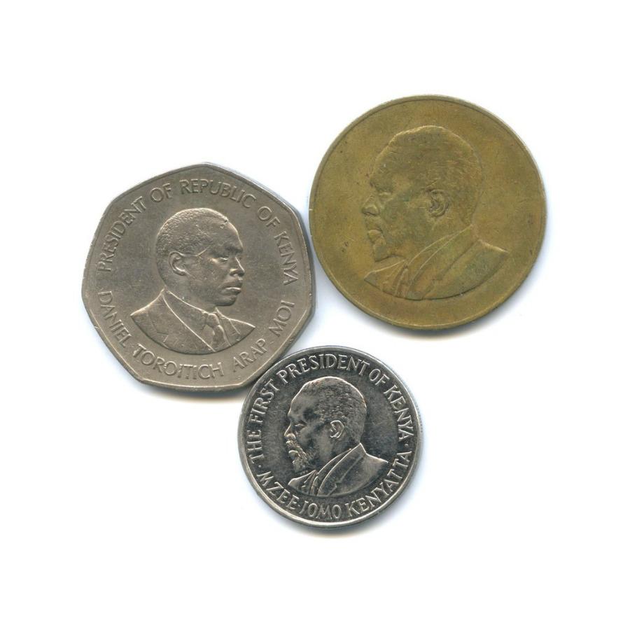 Набор монет (Кения)
