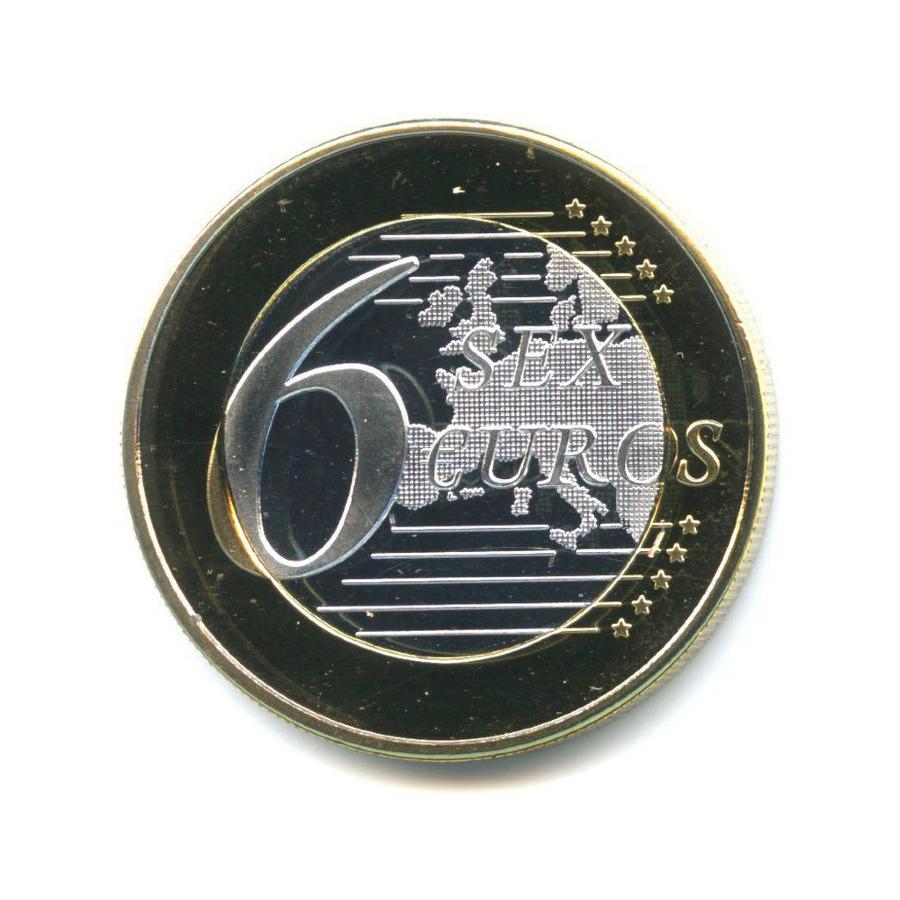 Жетон «Sex Euros - Поза 34»