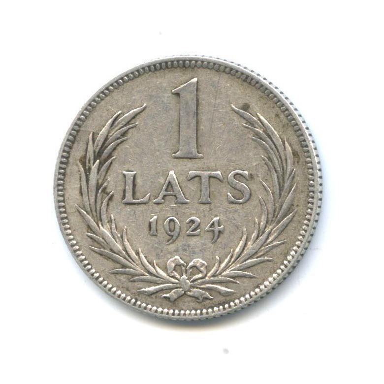 1 лат 1924 года (Латвия)