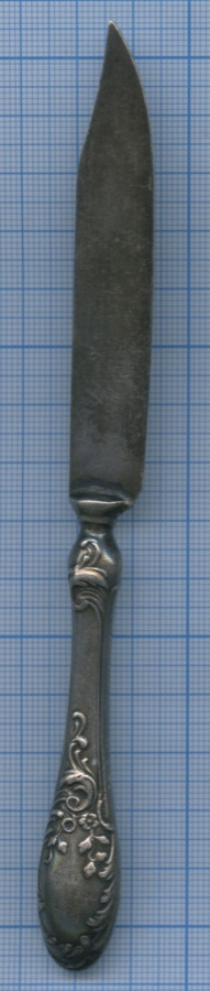 Нож (клеймо «Br. HENNEBERG BM», до1917 г.)