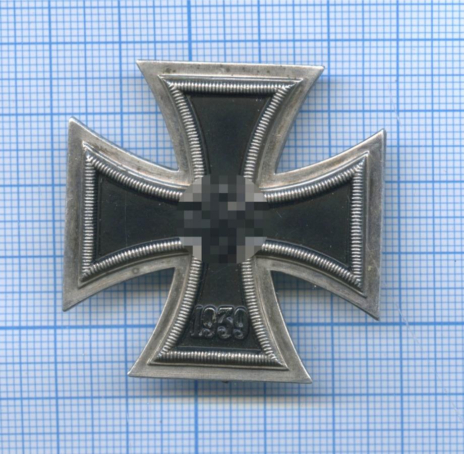 Железный крест (копия) 1939 года (Германия (Третий рейх))