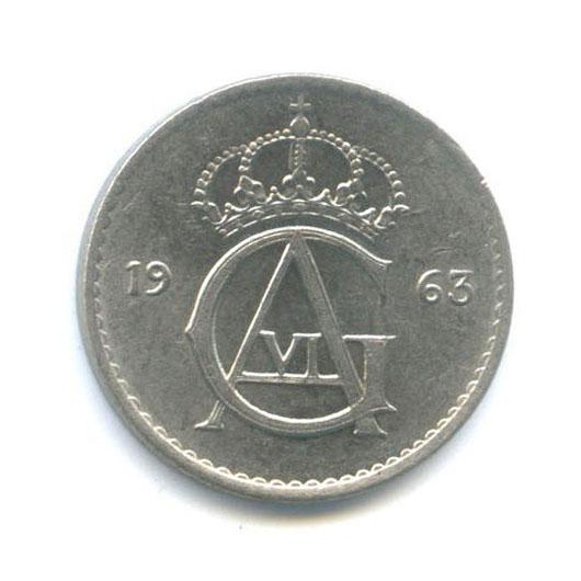 25 эре 1963 года (Швеция)