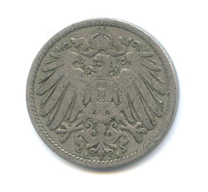 10 пфеннигов 1896 года А (Германия)