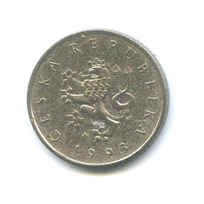 1 крона 1993 года (Чехия)
