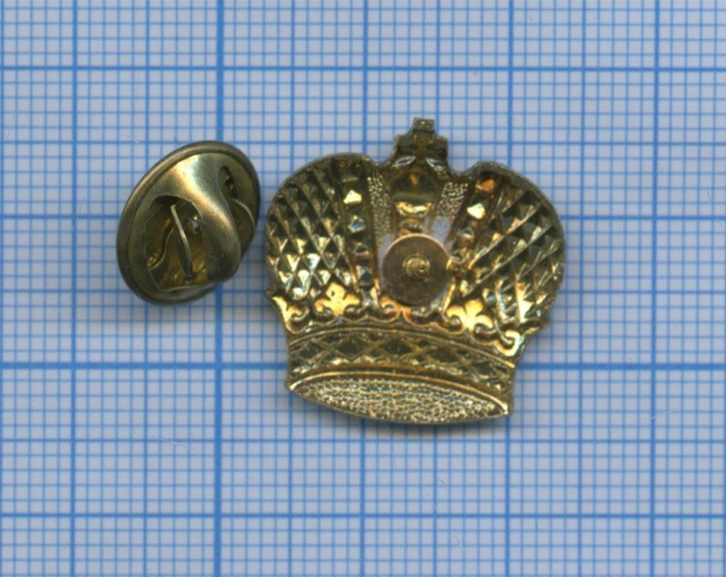 Значок «Корона» (Россия)