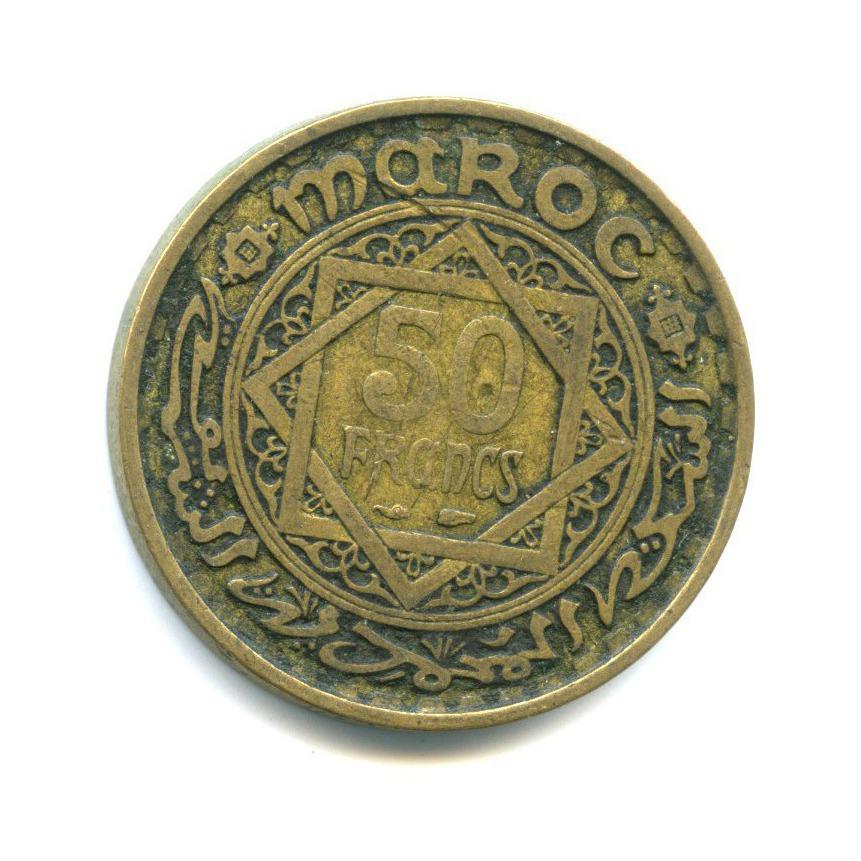 50 франков 1951 года (Марокко)