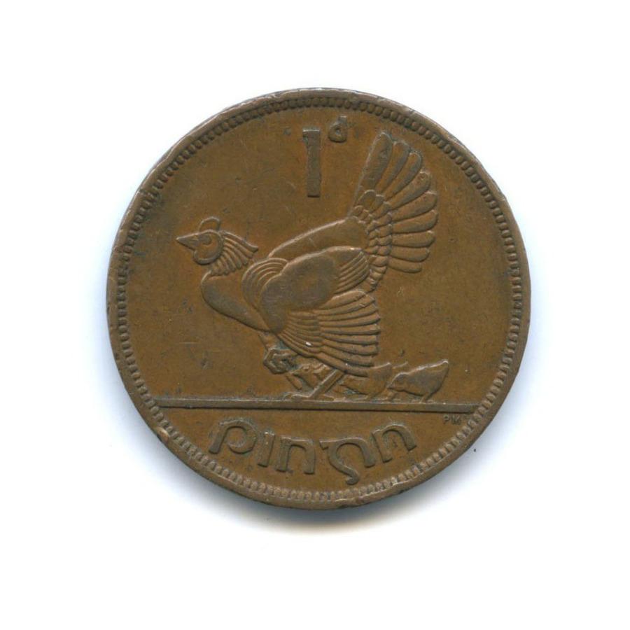1 пенни 1949 года (Ирландия)