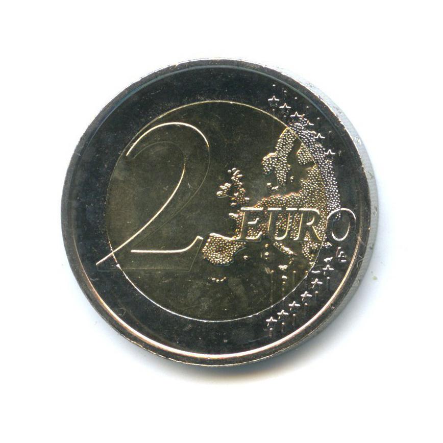 2 евро - 30 лет флагу Европы 2015 года (Словакия)