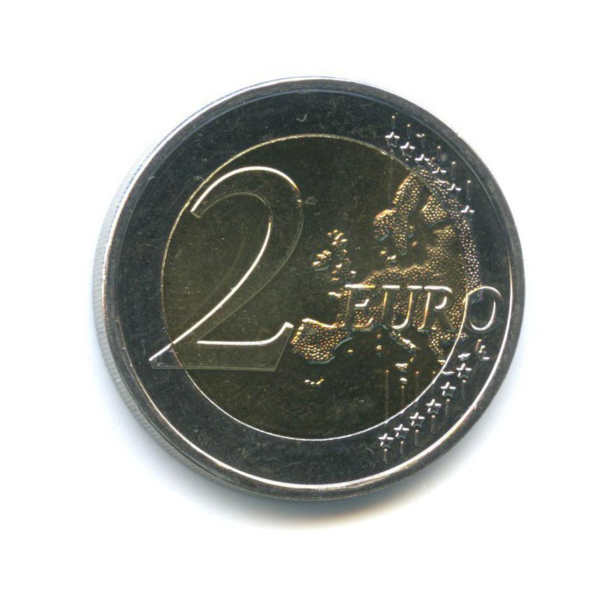 2 евро - 600 лет коронации Барбары Цилли 2014 года (Словения)