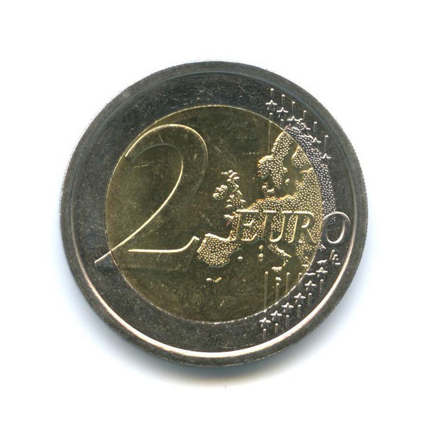 2 евро — 200 лет содня рождения Камилло Бенсо диКавура 2010 года (Италия)