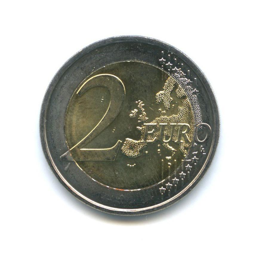 2 евро - 25-летие объединения Германии 2015 года D (Германия)