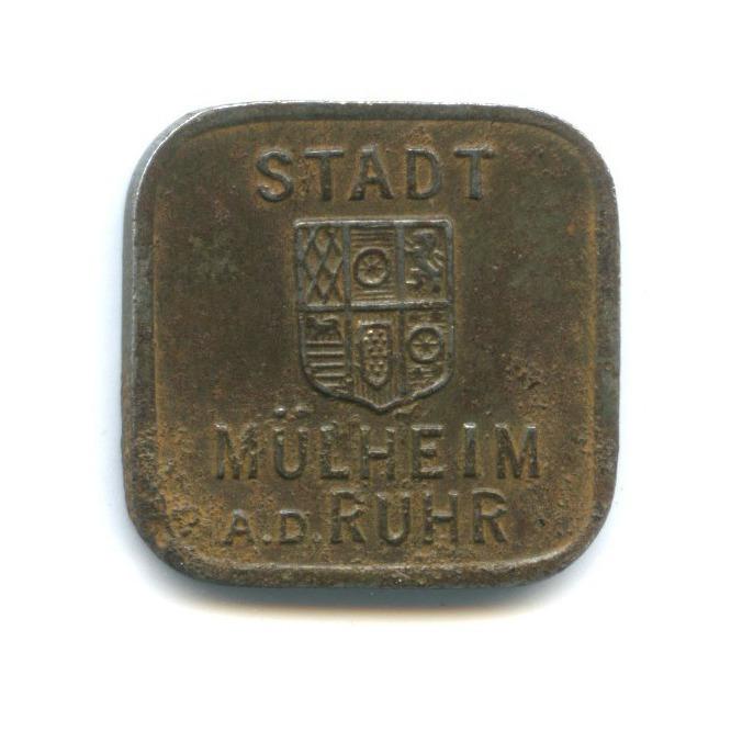 50 пфеннигов, Мюльхайм-ан-дер-Рур (нотгельд) 1918 года (Германия)