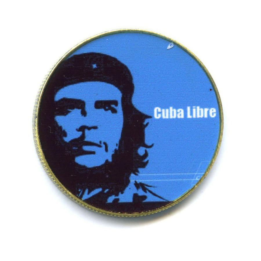 Жетон «Cuba Libre» (вцвете, под золото)