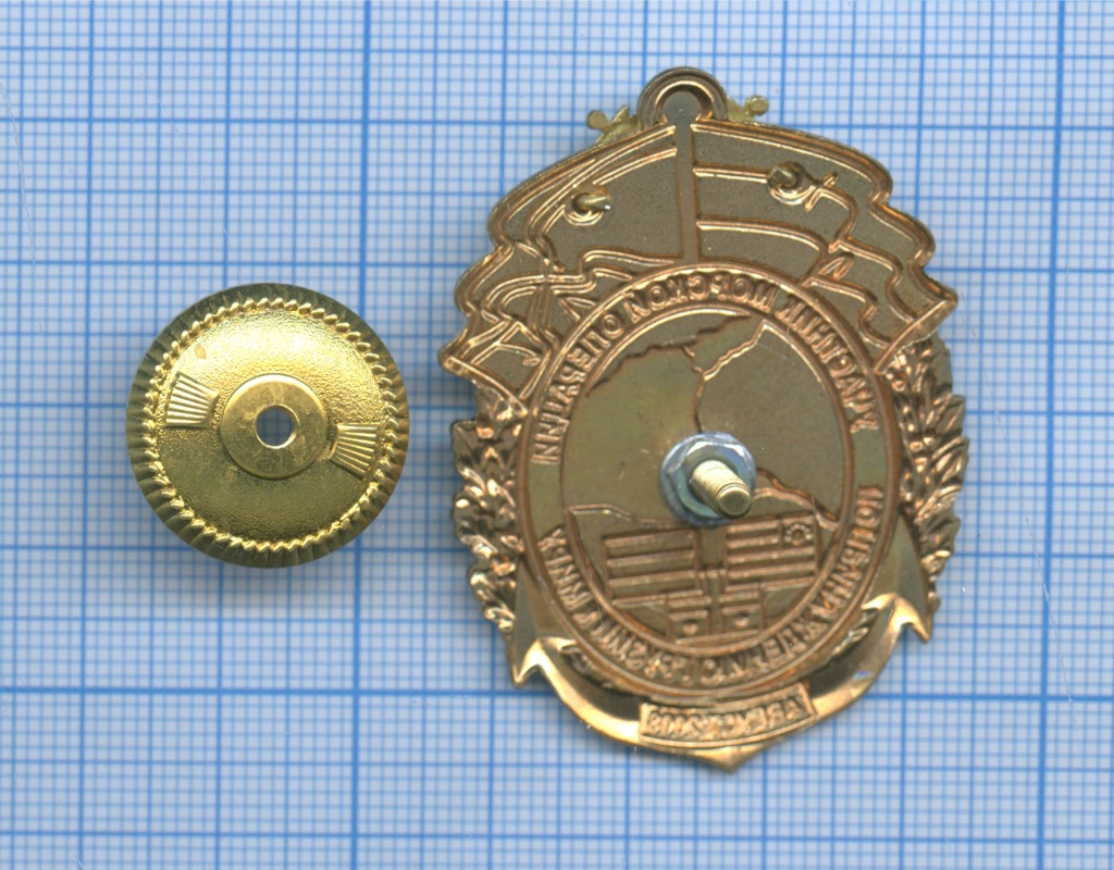 Знак «Участник морской операции попринуждению Грузии кмиру» (Россия)