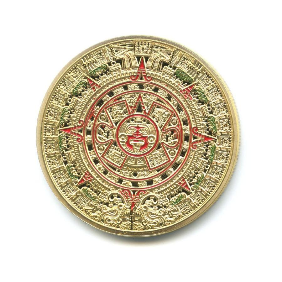 Жетон «Aztec Gold» (вкапсуле)