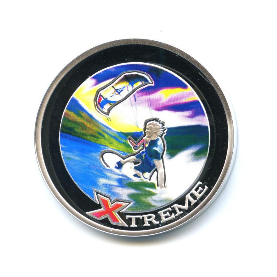 10 динеров - Экстремальные виды спорта, Андорра (вцвете) 2008 года