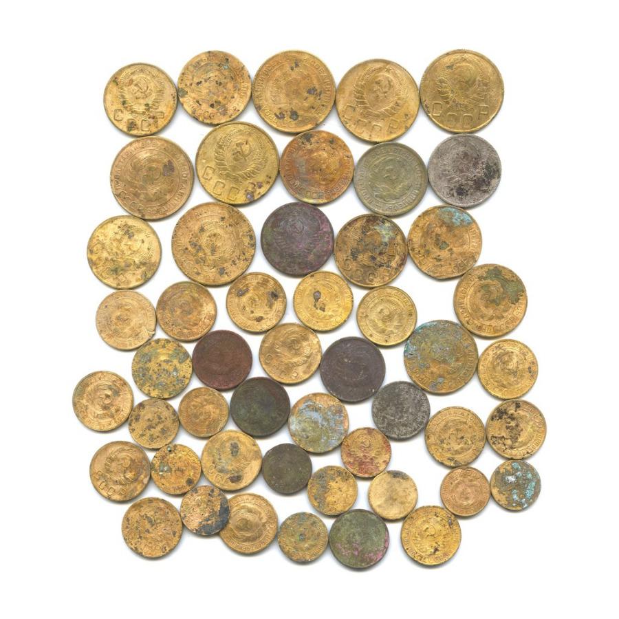 Набор монет CCCР (50 шт.) (СССР)