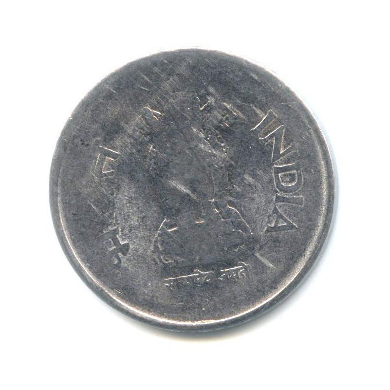 1 рупия 2003 года ♦ (Индия)