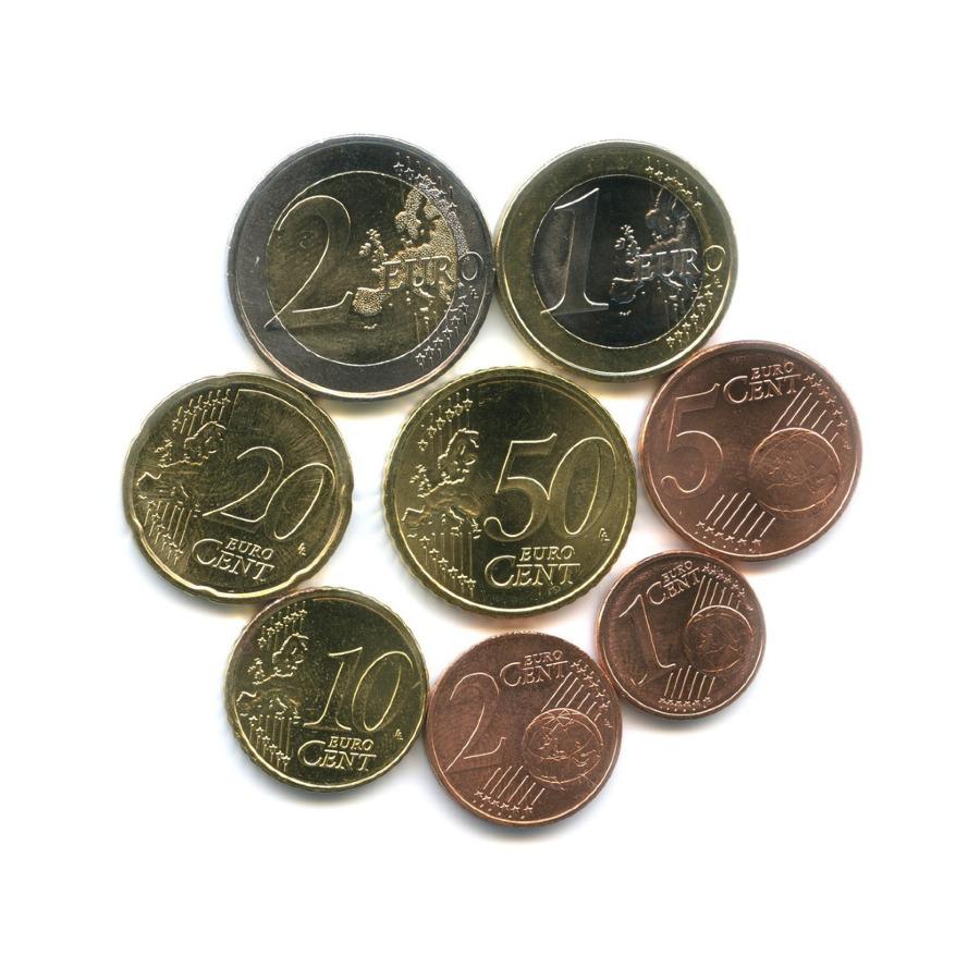 Набор монет 2011-2013 (Австрия)