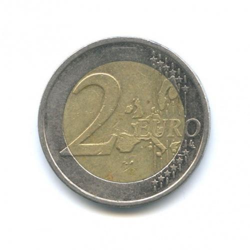 2 евро 1999 года (Финляндия)