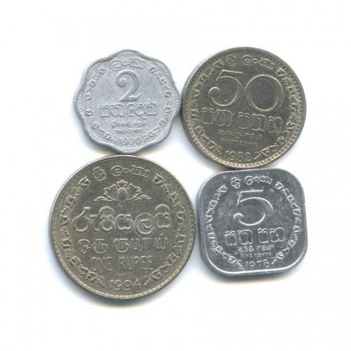 Набор монет (Шри-Ланка)