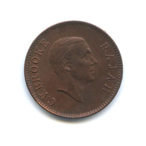 1 цент (Саравак) 1929 года