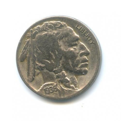 5 центов 1936 года D (США)