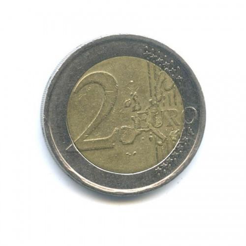 2 евро 2001 года (Финляндия)