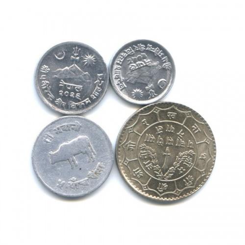 Набор монет (Непал)