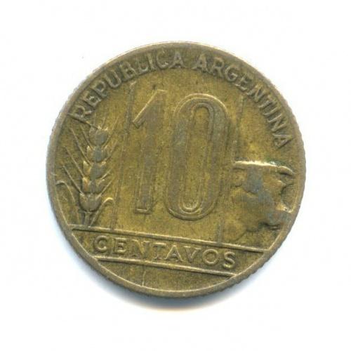 10 сентаво 1949 года (Аргентина)