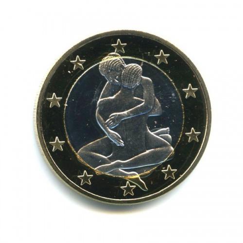Жетон «Sex Euros - Поза 35»