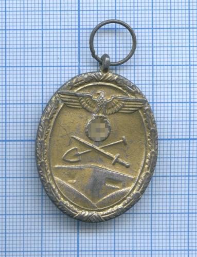 Медаль «Für Arbeit Zum Schutze Deutschlands» (Германия (Третий рейх))