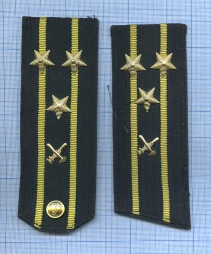 Погоны инженерно-технического состава (СССР)