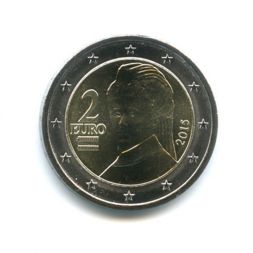 2 евро 2015 года (Австрия)