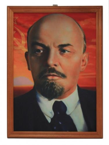 Портрет «В.И. Ленин» (31,5×23,5 см)