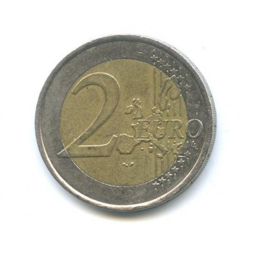 2 евро 2001 года (Франция)