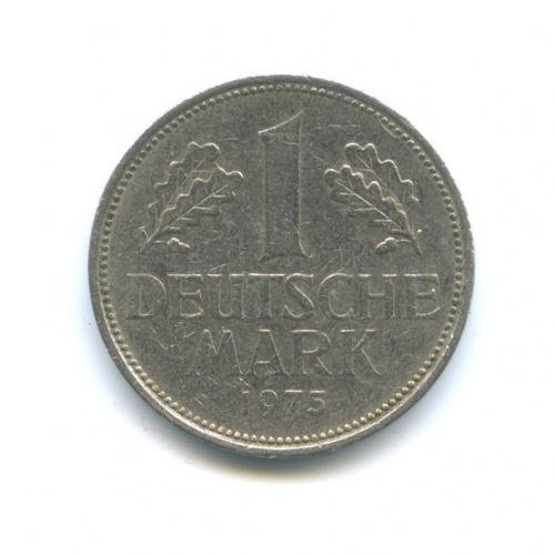 1 марка 1975 года F (Германия)