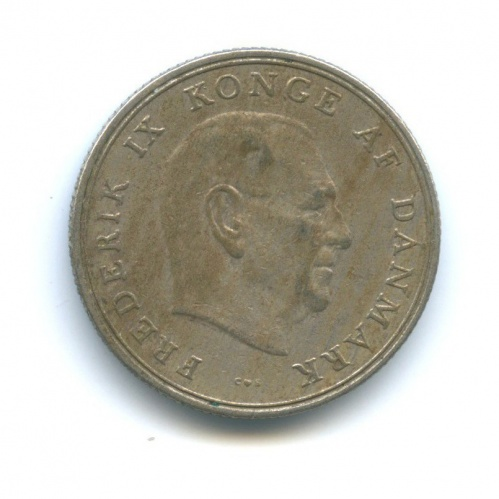 1 крона 1962 года (Дания)