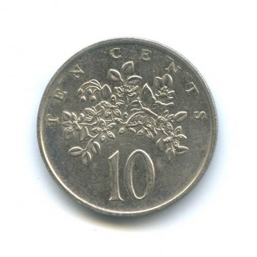 10 центов 1987 года (Ямайка)