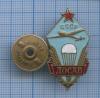 Знак «ДОСАВ СССР» (латунь, тяжелый, эмаль) ММД (СССР)