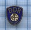 Знак «DDR» (Германия (ГДР))