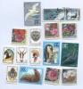 Набор почтовых марок «Флора ифауна» (15 шт.) (СССР)